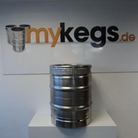 KEG / FASS EURO 50 Liter Edelstahl GEBRAUCHT