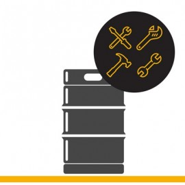 KEG Service: Kegreparatur Komplett Paket