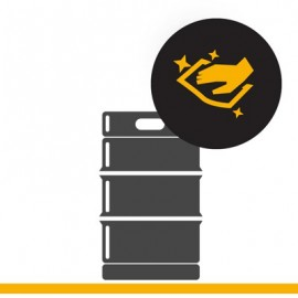KEG Service: Polieren Edelstahl Keg