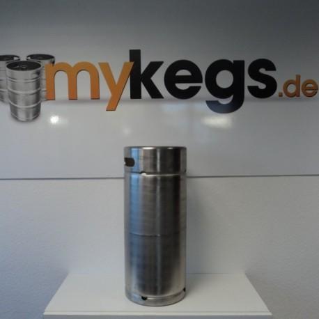 Schlank Keg /Fass 20 Liter Edelstahl Gebraucht