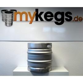 KEG/ FASS DIN 30 Liter/ Edelstahl GEBRAUCHT