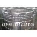 Neutralization - Steel kegs