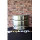 KEG/ FASS EURO 20 Liter/ Edelstahl GEBRAUCHT