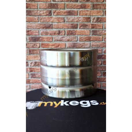 KEG EURO 20 Ltr. / stainless steel