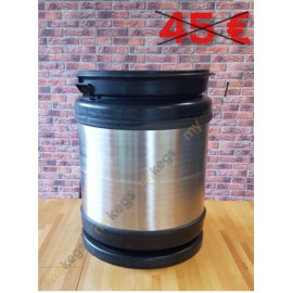 KEG/ FASS Eco 50 Liter/ Plastik-Edelstahl-Plastik GEBRAUCHT