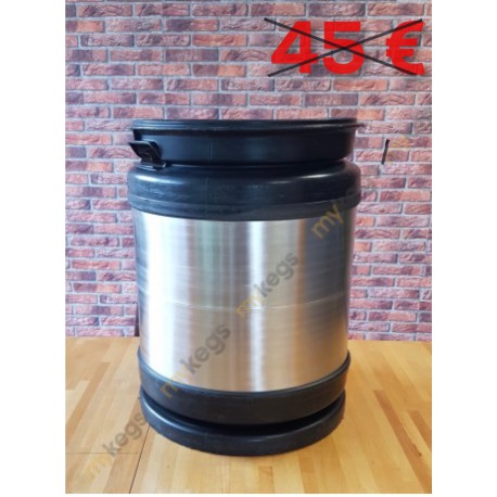 eco 50 Ltr. / Plastic Stainless steel