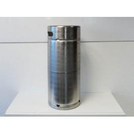 20 Liter stainless steel used
